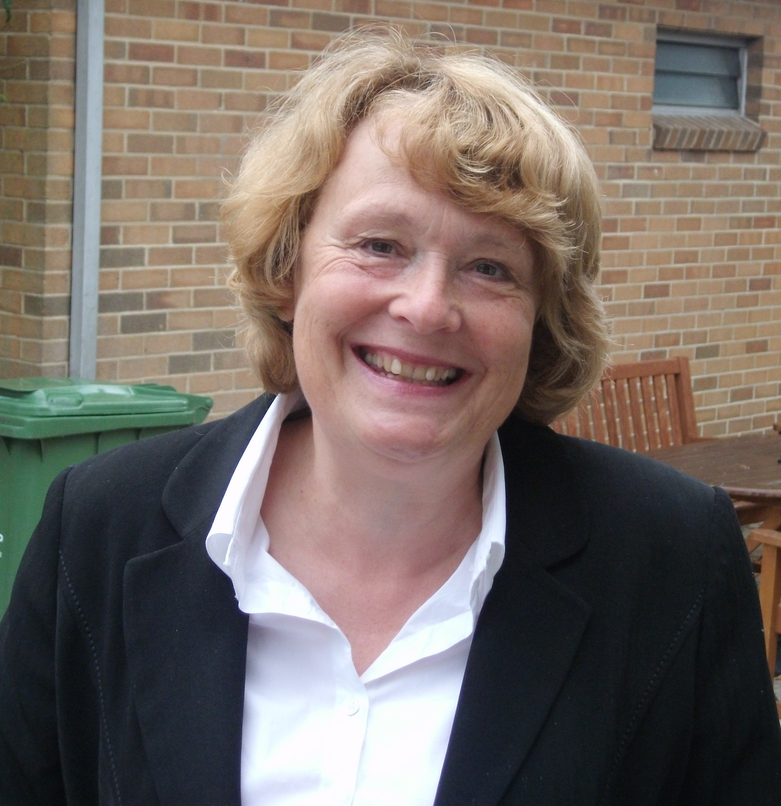 Our new CEO at Headway Cambs