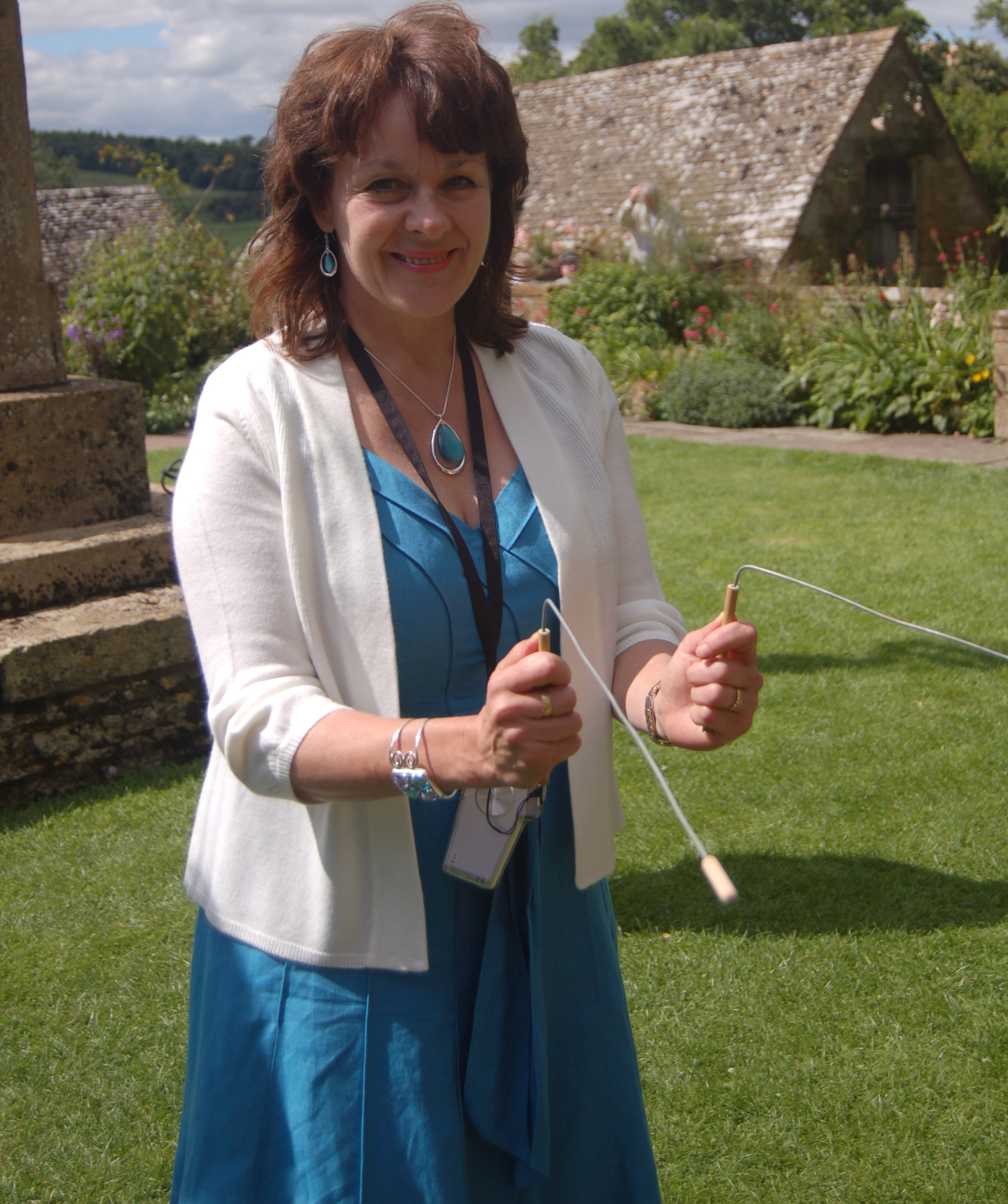 Have you tried dowsing?